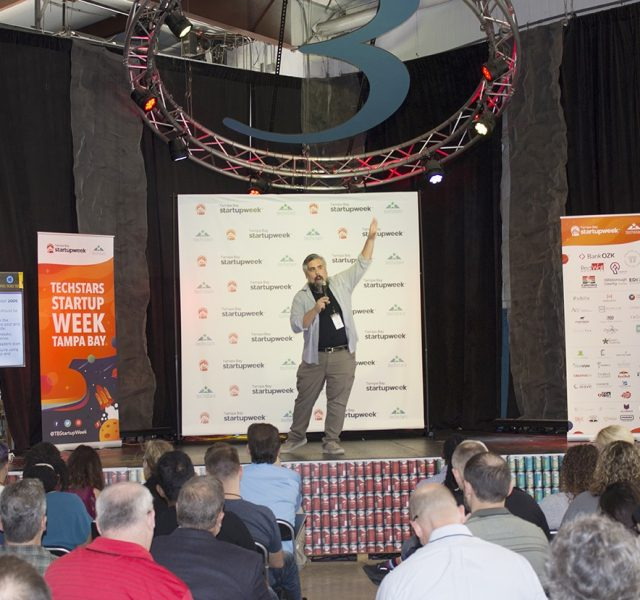 Chris-Romero-at-TechStars-Startup-week-in-Tampa-2019