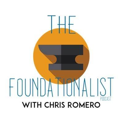 Listen to The Foundationalist Podcast about SEO and your Soul with Chris Romero and DJ Reality