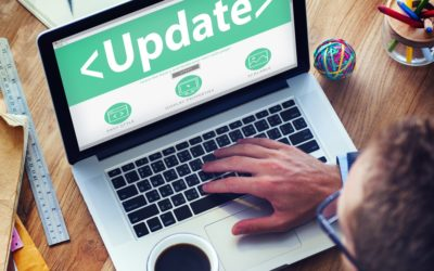 5 Reasons Why It's Important to Keep Up With Your Website Updates